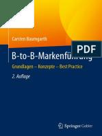 B to B Markenführung