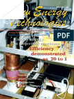 New Energy Technologies Issue 21
