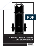 Pn432334 Wheeled and Stationary Dry Fire Extinguisher