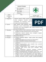 SOP Pelayanan Klinis 6.1