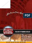 Art of Framing Catalog