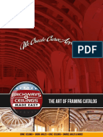 Art of Framing Catalog