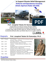 5.4 Prof. Josaphat Tetuko Sri Sumantyo Ph.D