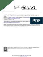 Sieber PPGIS en CriticalGIS 2006