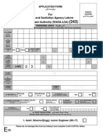 Application & Challan Form (1)