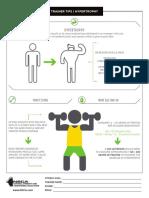 Hypertrophy Trainer Tips
