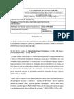 FICHAMENTOS  A LÍNGUA COMUM NO SEU ASPECTO BRASILEIRO (PORTUGUÊS DO BRASIL) E AS REPERCUSSÕES NA LÍNGUA LITERÁRIA. CARÁTER CONSERVADOR DA PRONÚNCIA PADRÃO BRASILEIRA.