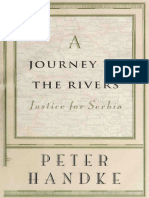 Handke, Peter - Journey to the Rivers, A (Viking, 1997)