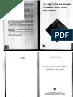 La Izquierda Lacaniana - Introdução