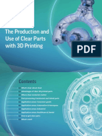 3DSystems ClearPrinting eBook