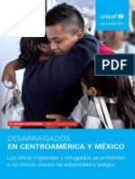UNICEF Child Alert 2018 Central America and Mexico SP