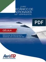 Estrutura de Aeronaves e Sistemas de Controle de Voo