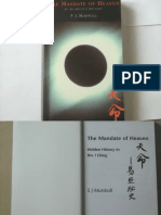 I Ching the Mandate of Heaven Hidden History in The