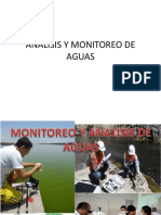 Monitoreo y Analisis de Aguas 2018