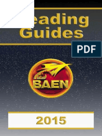 Reading Guides 2015