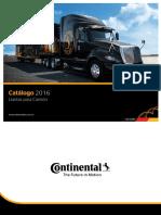 Catálogo Camión 2016 Data