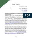 Kerchner v. Obama Petition for Writ of Certiorari News Release
