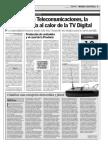 Informe Tv Digital diario Diagonales - Nicolas Carvalho opinión