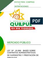 Capacitacion Mercado Publico