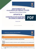 Construccion Sustentable y Eficiencia Energetica APUNTE IV 2 0