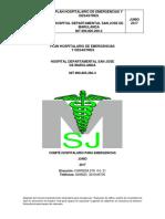 Plan Hospitalario de Emergencias Marulanda