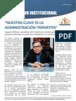 Boletín Conafovicer Junio -Julio 2018