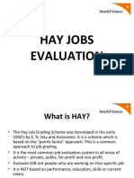 hayjobsevaluation-120814090054-phpapp01