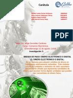Presentación1-Medios de Pago-Dinero Electrónico o Digital