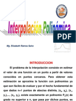 Interpolación