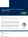 [DRAFT] 2018 Enterprise Almanac