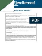 API 1 Estudio de Genero