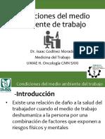 Condiciones del medio ambiente del trabajo.pptx