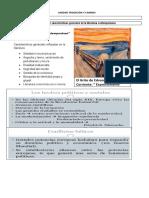 Guía Teórica - Práctica Literatura Contemporánea y Sus Técnicas Narrativas