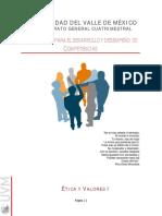 Cuadernillo Para El Desarrollo y Desempeño de Competencias
