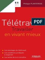 Teletravail - Travailler en Vivant Mieux - PlanterosePhilippe