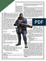 d20 Alternity - Combat Spec
