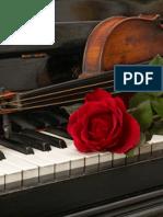 Silent Night, Sheet Music for Violin & Piano