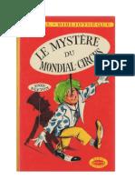 Blyton Enid Le mystère du Mondial Circus