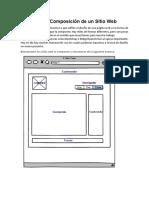 03_1_Estructura y Composición de Un Sitio Web