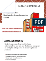Aula 04 - Armazenamento e Distribuição