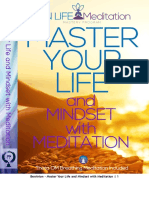 Master your life and mindset with meditation - BenArion