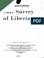 liberia soil science