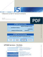 CT 5 Reasons to Sell Service