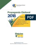 TRE MG Pode Nao Pode 2018