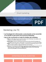 Trabajo de Email Marketing