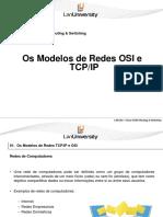 LAN 20x - 01 Os Modelos de Redes OSI e TCP-IP.pdf
