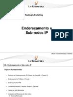 LAN 20x - 06 Enderecamento e Sub-redes IP.pdf