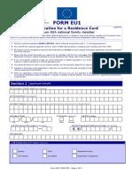 Form EU1