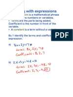 algebra unit 1  quantitative reasoning2