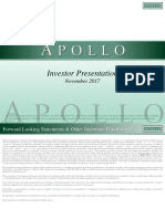 Apollo Global Management, LLC Nov Investor Presentation VFinal
